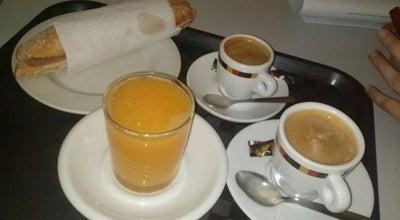 Photo of Cafe Cafeteria de l'Hospital Santa Caterina at Avinguda Dr Castany S/n, Salt 17190, Spain