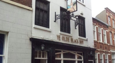 Photo of Bar Ye Olde Black Boy at 150 High Street, Hull HU1 1PS, United Kingdom