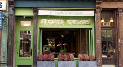Photo of Vegetarian / Vegan Restaurant Ellary's Greens at 33 Carmine St, New York, NY 10014, United States