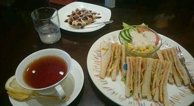 Photo of Cafe カフェコロラド 福井駅店 at 中央1丁目1−25, 福井市 910-0006, Japan
