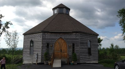 Photo of Concert Hall Octagon Barn at NY, United States