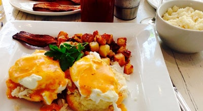 Photo of American Restaurant Icebox Cafe at 1855 Purdy Ave, Miami Beach, FL 33139, United States