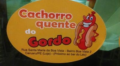 Photo of Food Truck Cachorro Quente do Gordo at Brazil