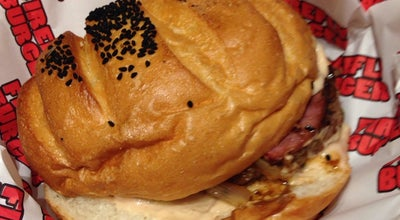 Photo of Burger Joint FireFly Burger at Eng. Tariq Shishtawi, Amman, Jordan