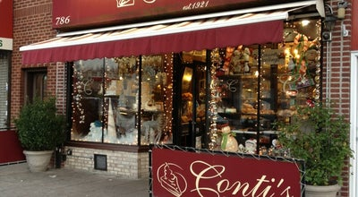 Photo of Coffee Shop Conti's Pastry Shoppe at 786 Morris Park Ave, Bronx, NY 10462, United States