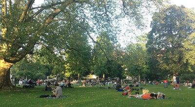 Photo of Park Bäckeranlage at Hohlstr., Zürich 8004, Switzerland