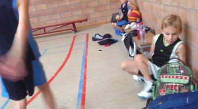 Photo of Basketball Court Sportzaal Guido Gezelle at Damweg, Waregem 8790, Belgium