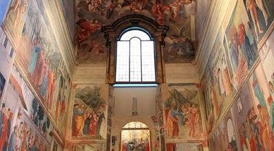 Photo of Church Cappella Brancacci at Piazza Del Carmine 14, Florence 50124, Italy