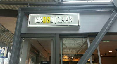 Photo of Sandwich Place De Brooodzaak at Station 's-hertogenbosch, 's-Hertogenbosch, Netherlands