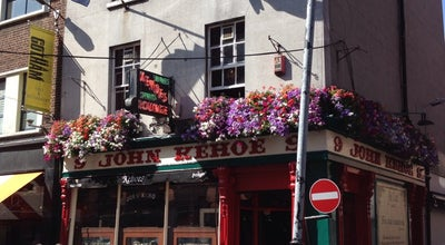 Photo of Pub Kehoe's at 9 South Anne St, Dublin 2, Ireland