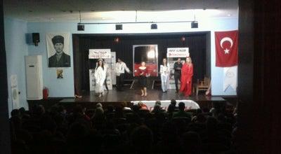 Photo of Comedy Club Kuşadası Kütüphane Tiyatro Salonu at Turkey