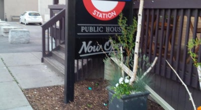Photo of Pub Baker Street Station at 76 Baker Street, Guelph, On N1H 4G1, Canada