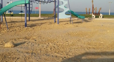 Photo of Beach Anjafa Beach & Play Ground at Al Masila, Salwa, Kuwait
