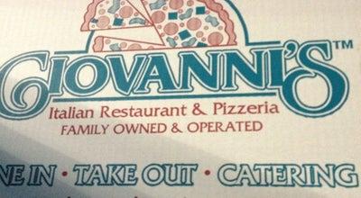 Photo of Pizza Place Giovanni's Italian Restaurant at 875 Rinehart Rd, Lake Mary, FL 32746, United States