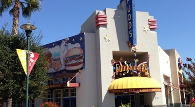 Photo of Burger Joint Fuddruckers at 4910 Dublin Blvd., Dublin, CA 94568, United States