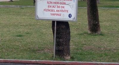Photo of Trail Anıt Koşu Yolu at Yunus Emre Parkı, Çorum, Turkey