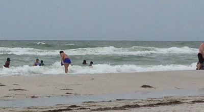 Photo of Beach St. Pete Beach at 4700 Gulf Blvd, St. Pete Beach, FL 33706, United States