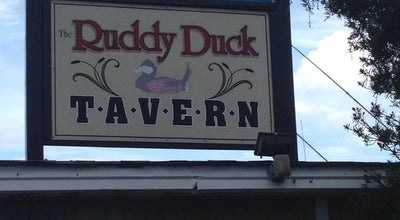 Photo of Seafood Restaurant Ruddy Duck Tavern at 509 Evans St, Morehead City, NC 28557, United States