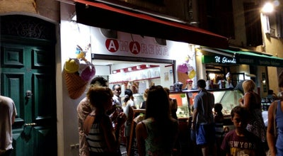 Photo of Ice Cream Shop Amarena at France
