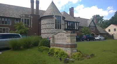 Photo of Church Washington University Catholic Student Center at 6352 Forsyth Blvd, Saint Louis, MO 63105, United States