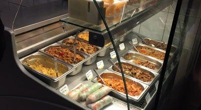Photo of Chinese Restaurant Aux Quatre Saisons at 3 Rue Du Bouffay, Nantes 44000, France