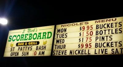 Photo of Bar Scoreboard Lounge at 18713 Van Born Rd, Allen Park, MI 48101, United States