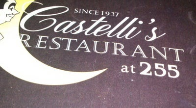 Photo of Italian Restaurant Castelli's Restaurant at 255 at 3400 Fosterburg Rd, Alton, IL 62002, United States