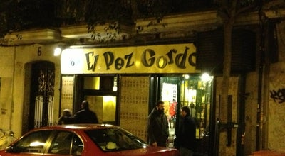 Photo of Bar El Pez Gordo at C. Pez, 6, Madrid 28004, Spain