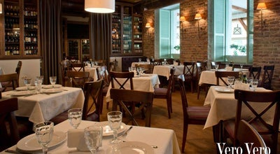 Photo of Italian Restaurant Vero Vero at Вул. Іллінська, 18, Київ, Ukraine