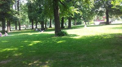 Photo of Park Städtischer Augarten at Pula Kai, Graz 8010, Austria