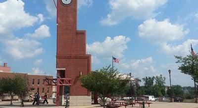 Photo of Plaza Elkhart Civic Plaza at 101-199 E High St, Elkhart, IN 46516, United States