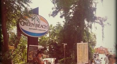 Photo of Restaurant Green Beach Restaurant at Alanya, Turkey