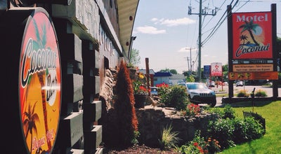 Photo of Cocktail Bar Coconut bar at 7531 Rue Notre-dame Ouest, Trois-Rivières, QC G9B 1L7, Canada