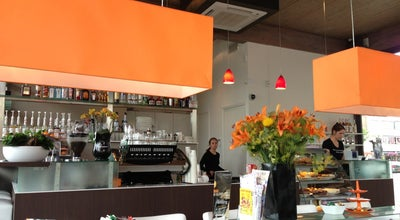 Photo of Coffee Shop Doppio Espresso at Diktromplein 12, Hoofddorp 2132 TX, Netherlands