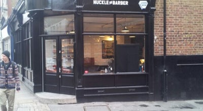 Photo of Salon / Barbershop Huckle the Barber at 340 Old St., London, United Kingdom