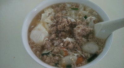 Photo of Food Truck Instant Cook Saitou Fishball Koay Teow Thng at Sri Nibong Seafood Corner, Bayan Lepas 11900, Malaysia