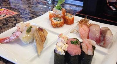Photo of Sushi Restaurant がってん寿司 高崎上大類店 at 上大類町 776, 高崎市, Japan