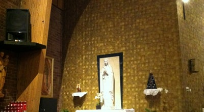 Photo of Church St. Tarcisius Church at 35 Cedar St, Framingham, MA 01702, United States