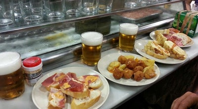 Photo of Tapas Restaurant Sidrería El Tigre at C. Infantas, 30, Madrid 28004, Spain