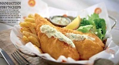 Photo of Seafood Restaurant Manhattan Fish Market Colombo at 31, Deal Place, Colombo 0094, Sri Lanka