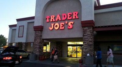 Photo of Supermarket Trader Joe's at 2101 S Decatur Blvd, Las Vegas, NV 89102, United States