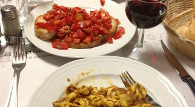 Photo of Italian Restaurant Trattoria La Casalinga at Via Dei Michelozzi 9r, Firenze, Italy