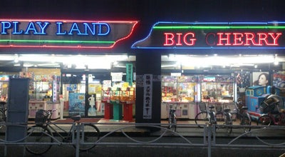 Photo of Arcade PLAY LAND BIG CHERRY 羽村店 at 五ノ神4丁目14-5, 羽村市, Japan