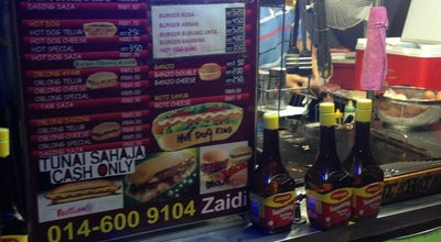 Photo of Burger Joint Zaidi Oblong Burger at Malaysia