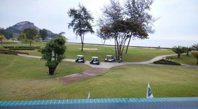 Photo of Golf Course ศูนย์พัฒนากีฬากองทัพบก (army sport center) at Hua Hinสวนสนประดิพัทธ์, Nong Kae, Thailand