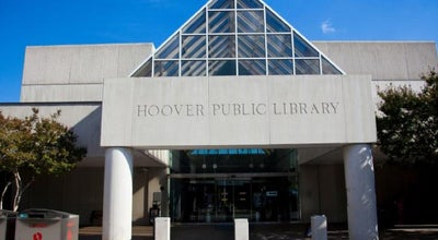 Photo of Library Hoover Public Library at 200 Municipal Dr, Hoover, AL 35216, United States