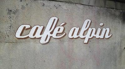 Photo of Bar Cafe Alpin at Gerechtigkeitsgasse, Bern, Switzerland