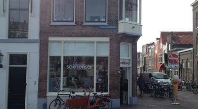 Photo of Ice Cream Shop Soetenso at Kort Galgewater  1, Leiden, Netherlands