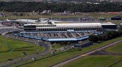 Photo of Airport Aeroporto Internacional de Salvador / Deputado Luís Eduardo Magalhães (SSA) at Pç. Gago Coutinho, S/n, Lauro de Freitas 41520-970, Brazil