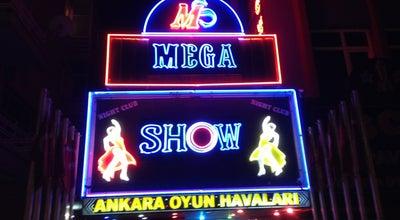 Photo of Nightclub Mega Show at Maltepe, Ankara 06670, Turkey